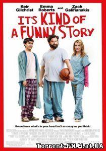 Это очень забавная история (2010) HDRip